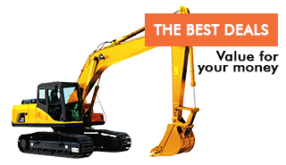 Our equipment are well priced and properly vetted to give you great value for your money
