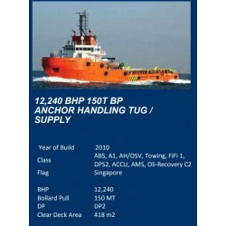 Anchor Handling Tug/Supply