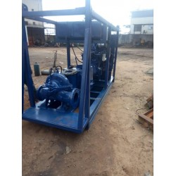 Flooding Pump