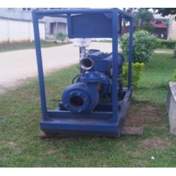 Mud Pumping Machine